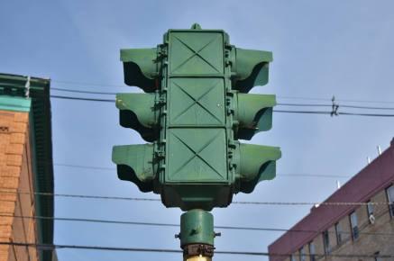 West New York NJ Marbelite signal by Kevin Mueller