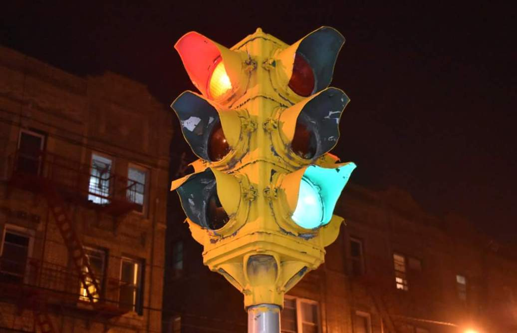 West New York NJ AGA signal by Kevin Mueller